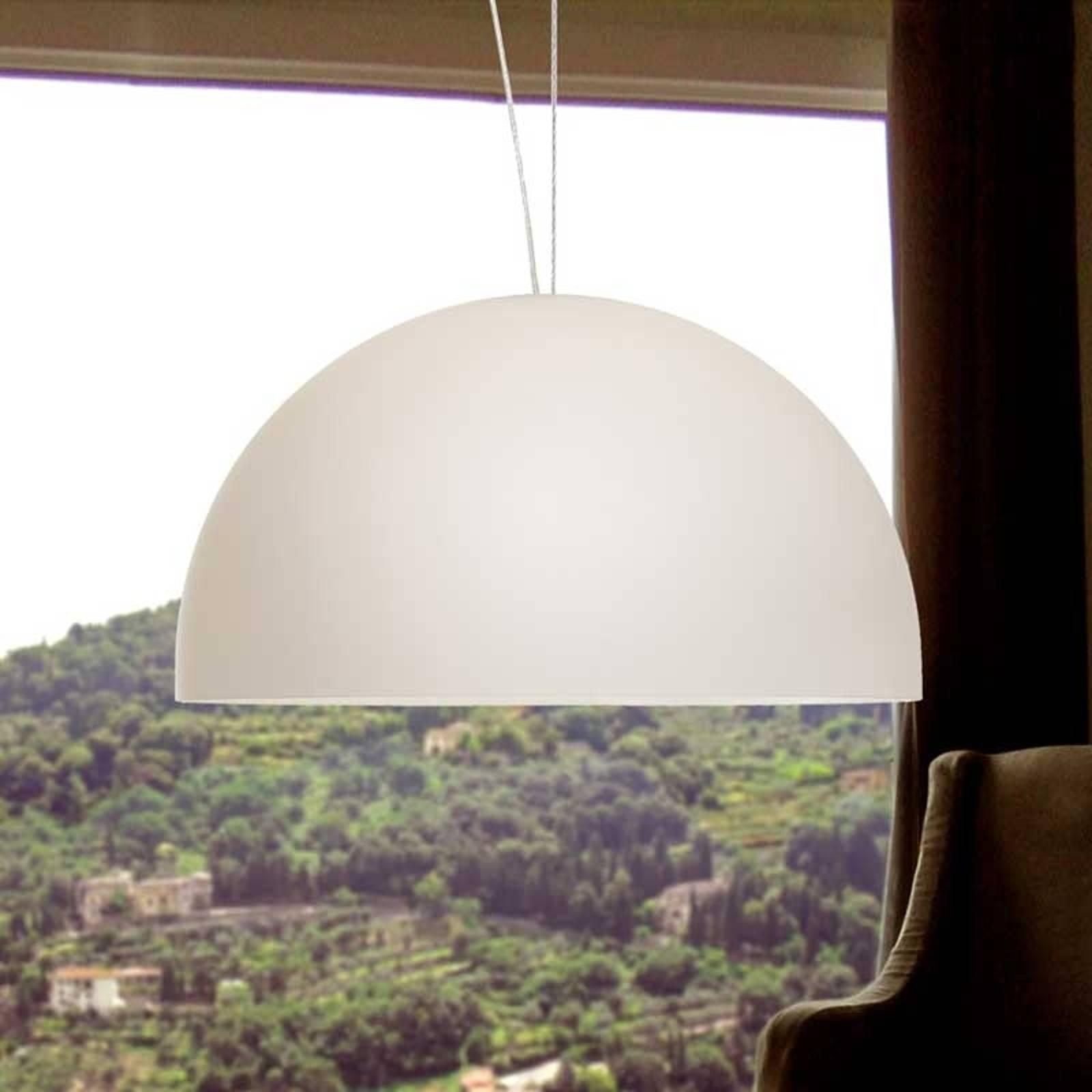Yksilamppuinen BOWL-riippuvalaisin, 26 cm
