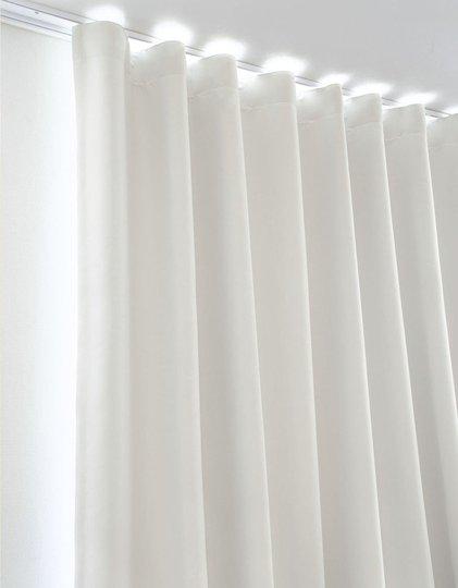 Hasta Dokie Gardin 132x250, White