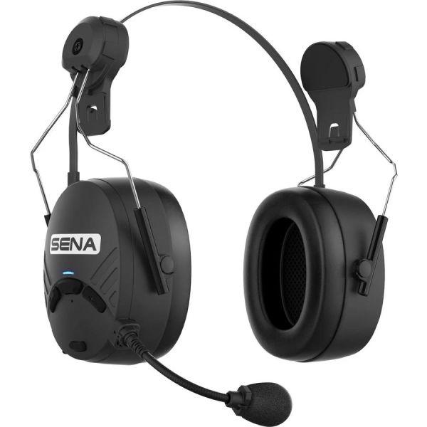 Sena Tufftalk M Kuulosuojain kypäräkiinnityksellä, Bluetooth, Mesh Intercom