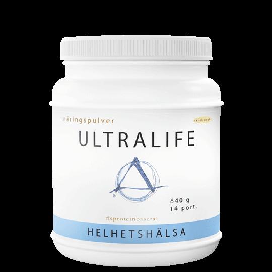 Ultralife med risprotein, 840 g