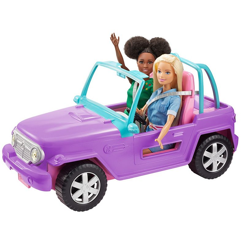 Barbie - Off-Road Vehicle (GMT46)
