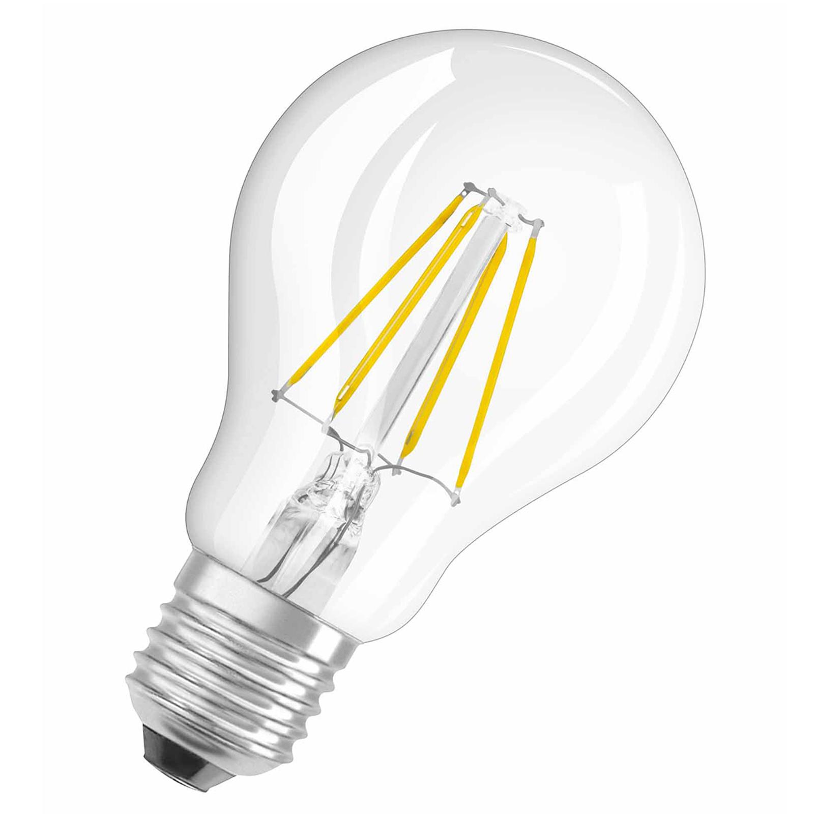 E27 4 W 827 LED-filamenttilamppu retromalli kirkas