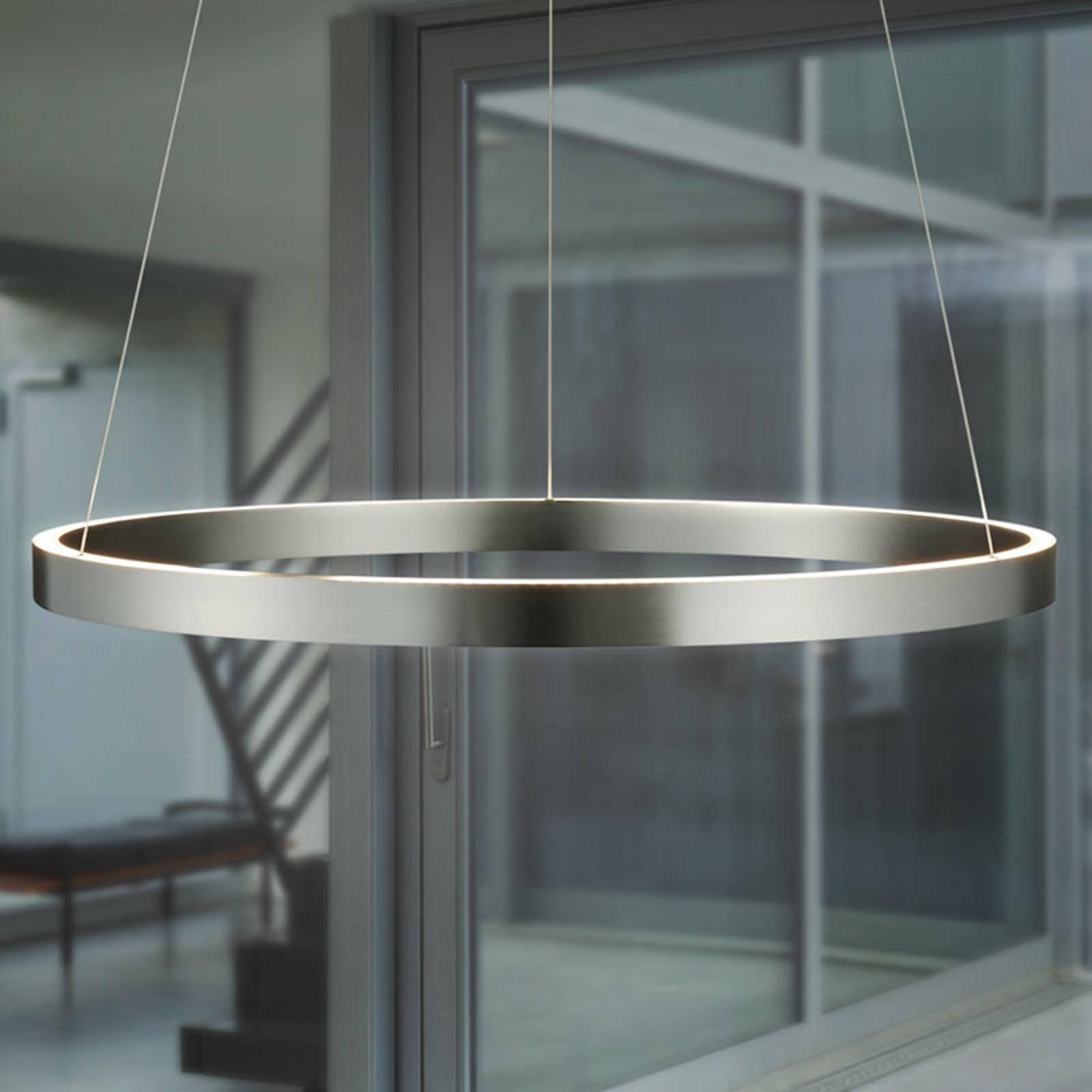 Pyöreä, eleohjattava Circle-LED-riippuvalo