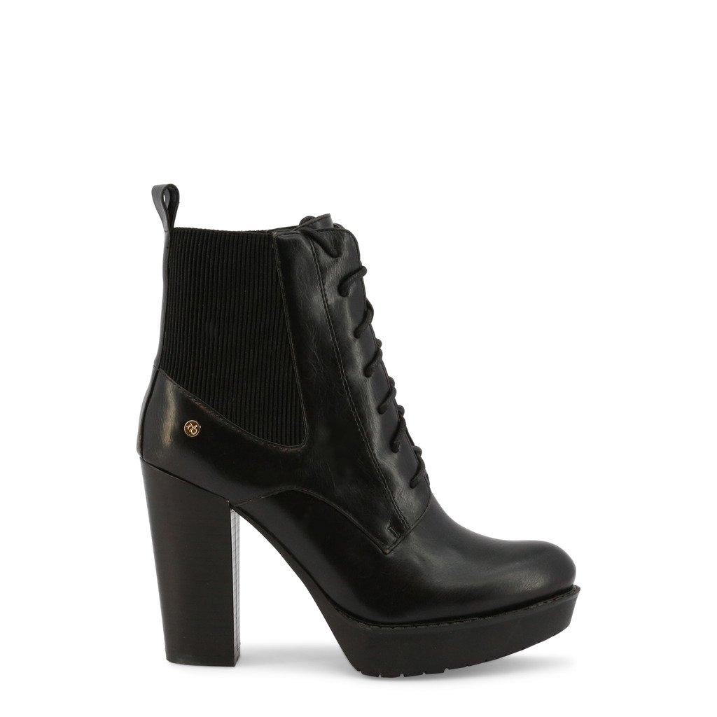 Roccobarocco Women's Ankle Boot Black RBSC1JU01 - black EU 35