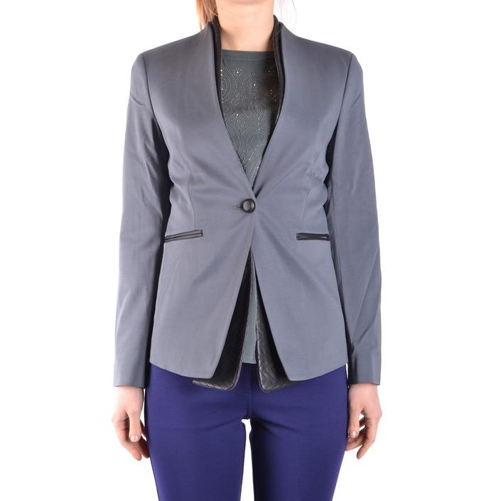 Jacob Cohen Women's Blazer Grey 162525 - grey 40