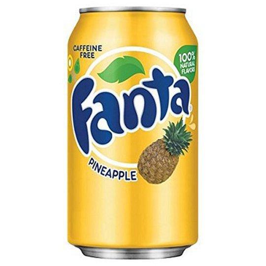 Fanta Ananas - 21% rabatt