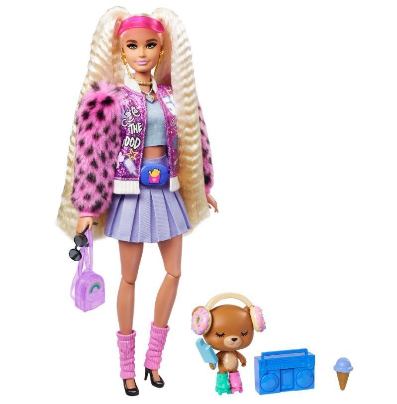 Barbie - Doll w/ Blonde Pigtails (GYJ77)
