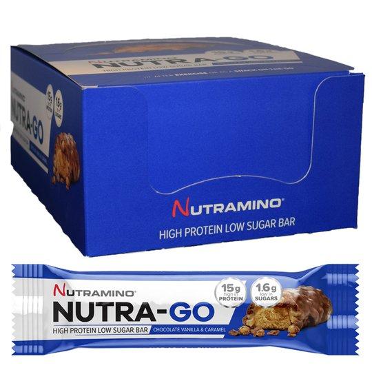 Proteinbars Choklad, Vanilj & Karamell 15-pack - 80% rabatt