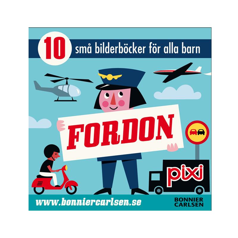 Pixibox Fordon - 74% rabatt