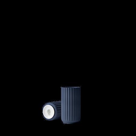Vase Porselen Midninght Blue 12,5cm