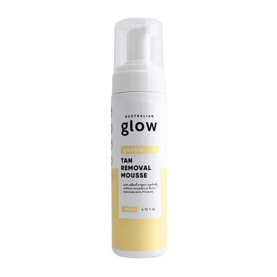 Tan Removal Mousse, 200 ml Australian Glow Itseruskettavat