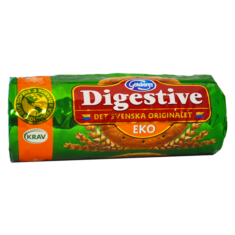 Digestive Eko 400g - 40% rabatt