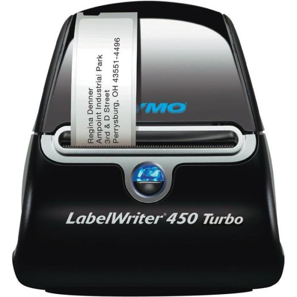 DYMO LabelWriter 450 Turbo Etikettskriver
