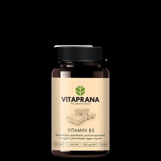 Vitamin B5, 100 caps