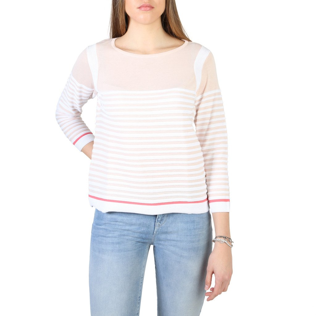 Armani Jeans Women's Sweater Pink 305049 - pink S