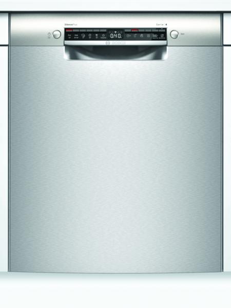 Bosch Smu4eai14s Serie 4 Underbygg. Diskmaskin - Rostfritt Stål