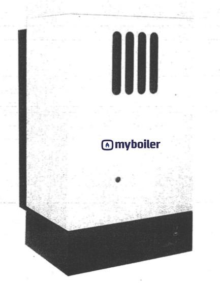 Myson Apollo 15/30C 30/50C 40C Installation Servicing Instructions Manual