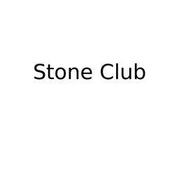 Stone Club
