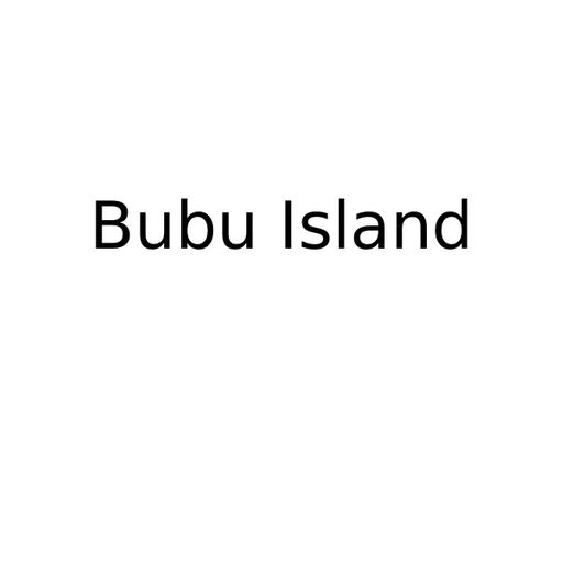 Bubu Island