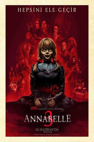 ANNABELLE 3 (15+)