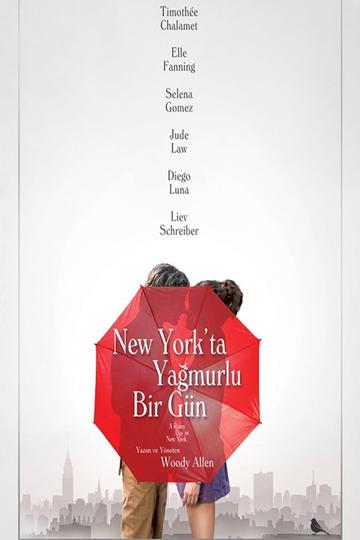 NEW YORK'TA YAĞMURLU BİR GÜN (13+)
