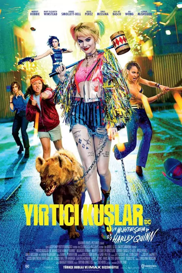 YIRTICI KUŞLAR (13+)