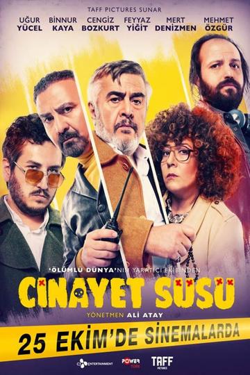 CİNAYET SÜSÜ (15+)