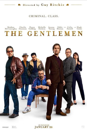 THE GENTLEMEN (16+)