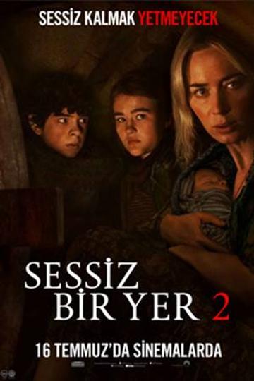 SESSİZ BİR YER 2