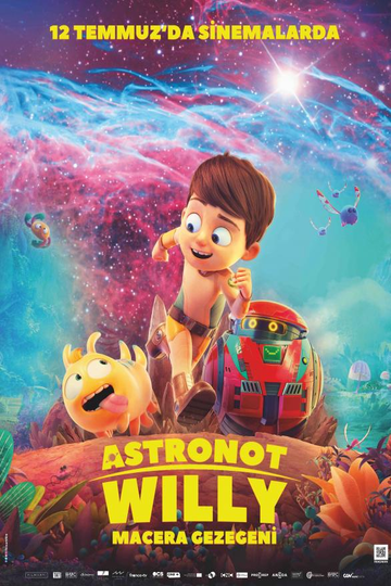 ASTRONOT WILLY: MACERA GEZEGENİ (7+)