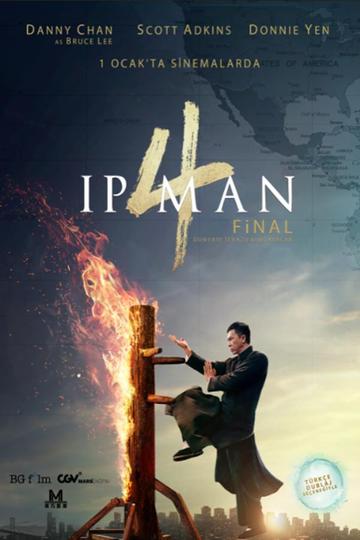 IP MAN 4: FİNAL (13+)