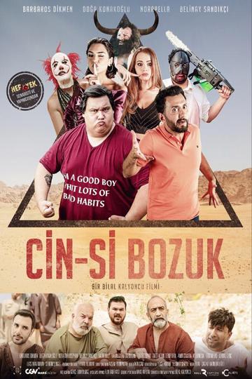 CİN-Sİ BOZUK (18+)