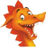 Раскраски Пит и его дракон