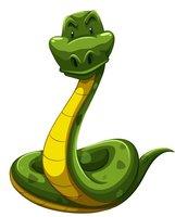 Раскраски Змеи