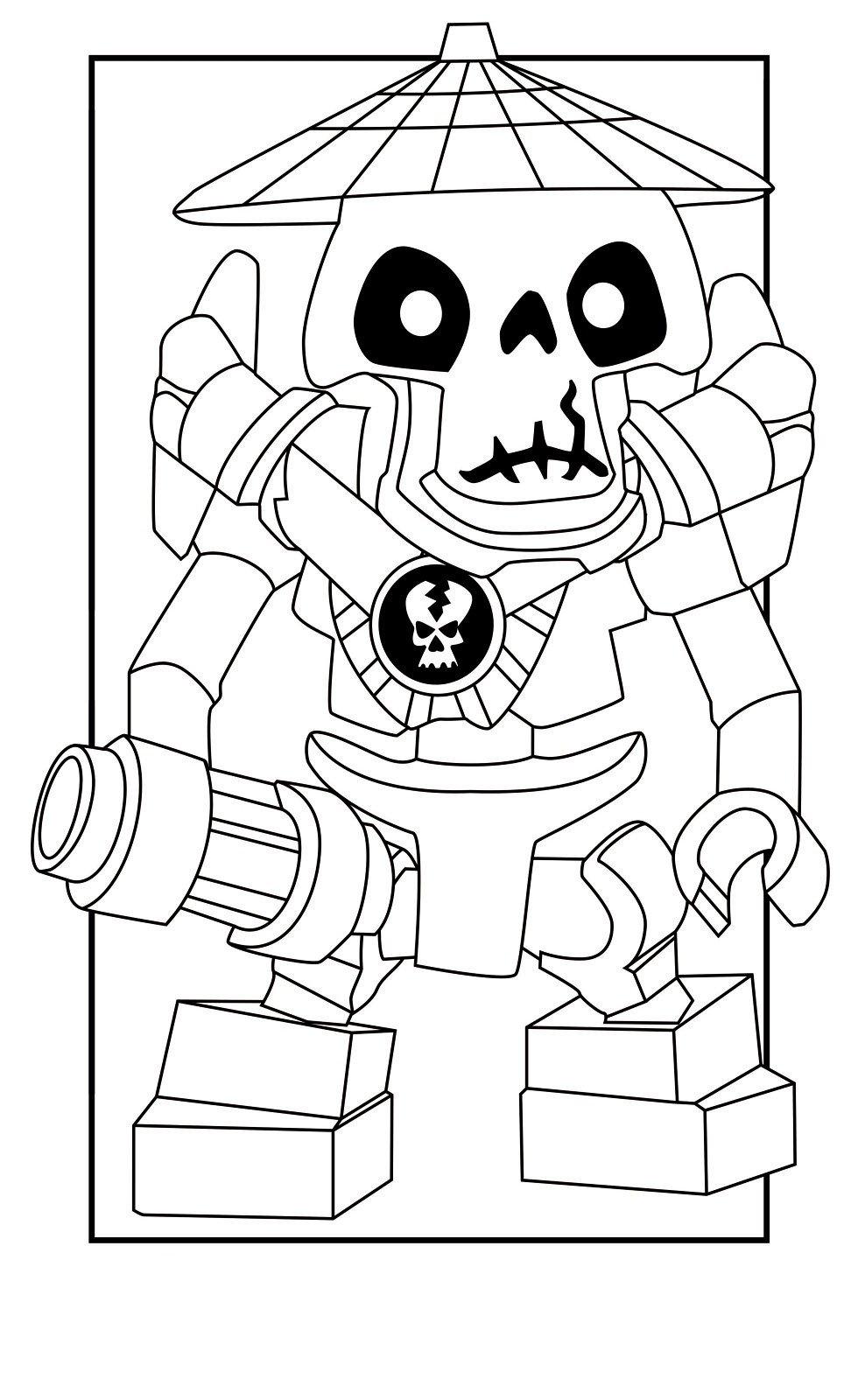 Раскраска Лего Ниндзяго. Распечатать картинки LEGO бесплатно | 1600x980