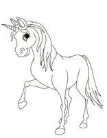 Раскраска Пони-малыш
