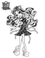 Раскраска Рошель Гойл «ШМ: призрачно»