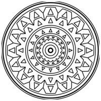 Раскраска Зендала Механизмы