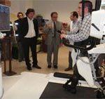 Omurilik Felcinde Robot