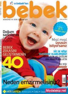Anne-Bebek Dergisi. Serebral Palsi.