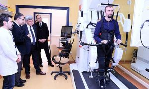 Robot felç rehabilitasyon