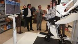 Felçli hastalar için robot