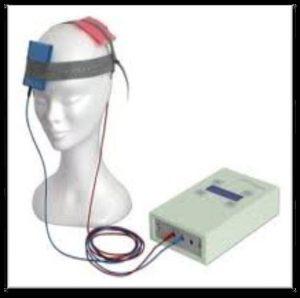 Transkranial Elektrik Stimülasyonu (Kafatası Üzerinden Elektrik Tedavisi)