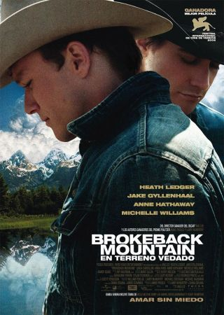 Brokeback Mountain. En terreno vedado