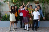 "Girls take part in Rise Up's ""Let Girls Lead"" programme in Chimaltenango, Guatemala."