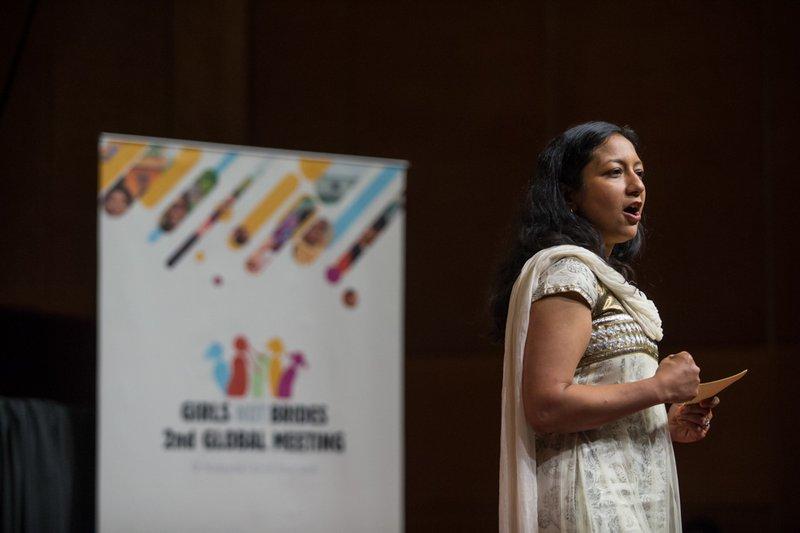 Girls Not Brides Global MeetingBrides Global Meeting