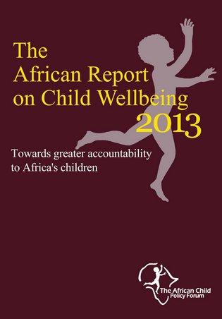 ACPF 2013 report