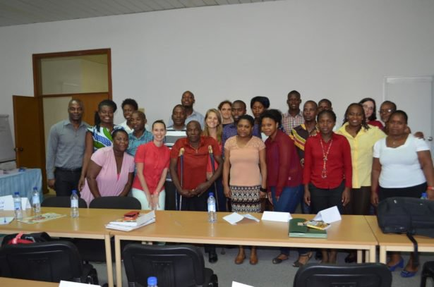 Annual Planning Meeting in Maputo, Mozambique in 2016