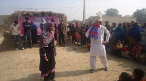 Bedari performance - Saba arguing with groom