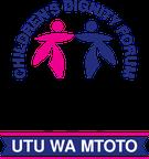 Updated Children's Dignity Forum logo